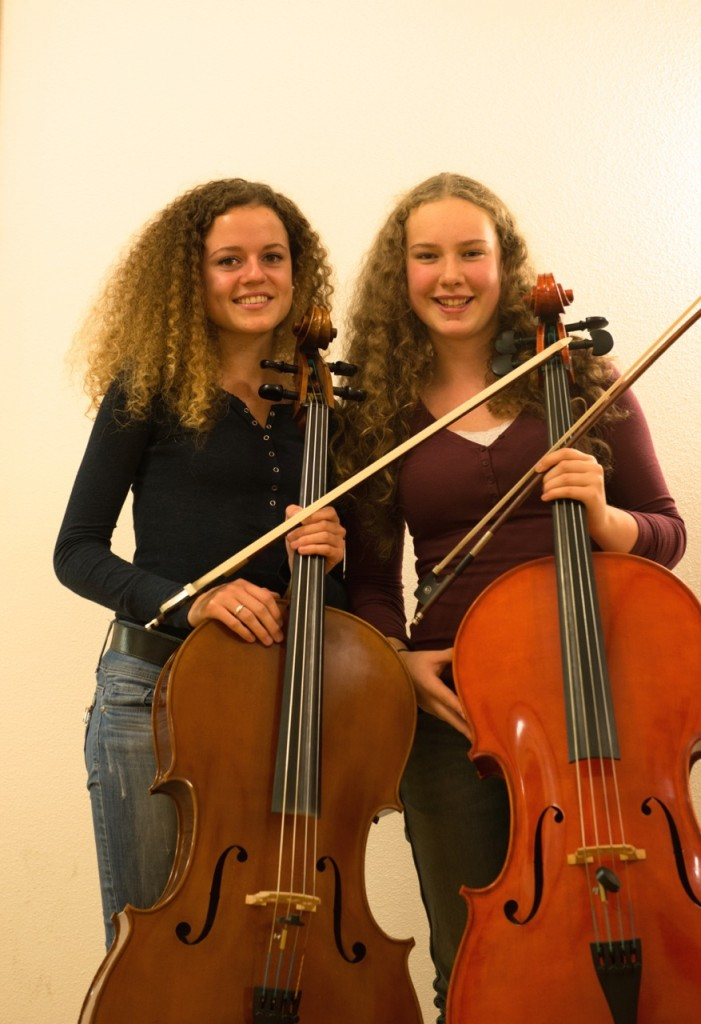 Cello dames nov 2014